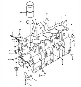 BMC Fatih 280 Motor Kaput ve Yakıt Sistemi Yedek Parçaları